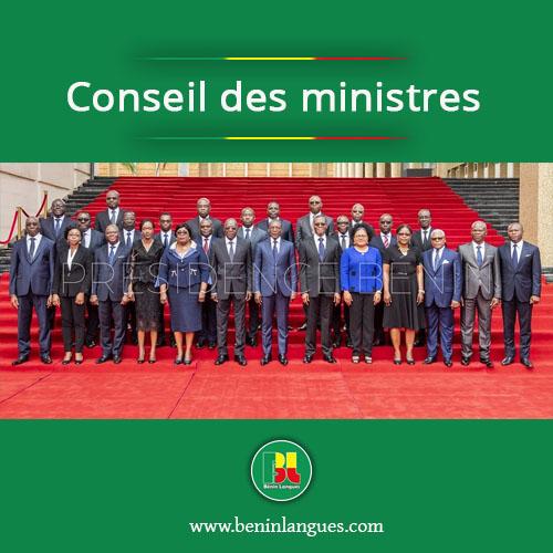 Traduction du point de presse du Conseil des Ministres du 10/03/2021 en Fongbe